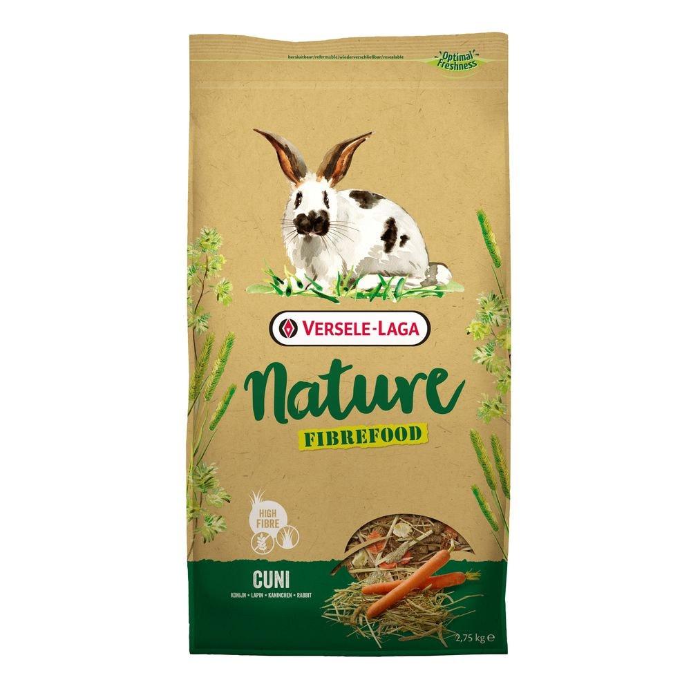 Versele-Laga Nature Fibrefood Cuni (8 kg)