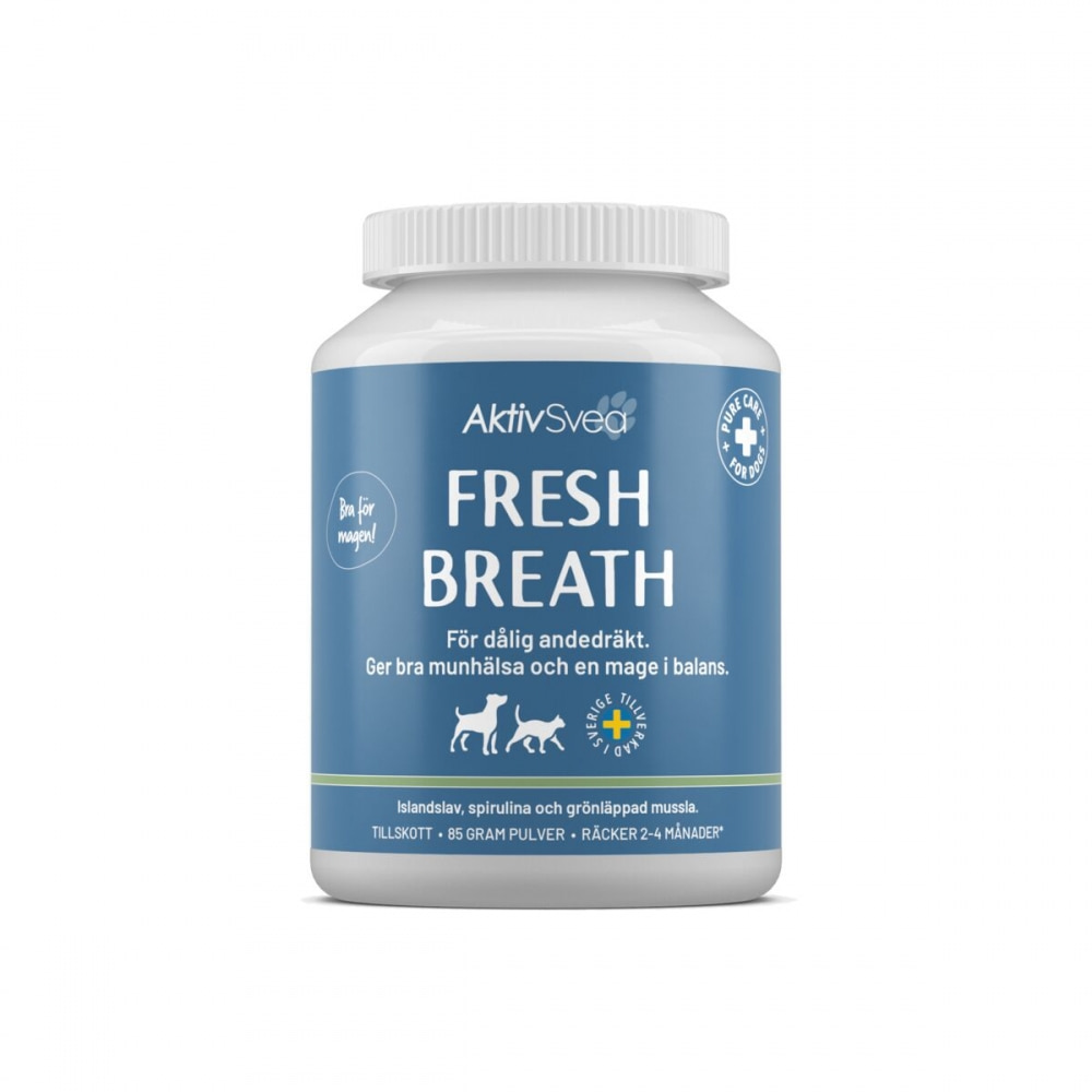 Bilde av Aktivsvea Fresh Breath 85 G