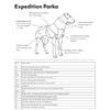 Hurtta Expedition Parka Blackberry