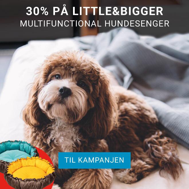 20% på Little&Bigger Multifunctional Hundesenger