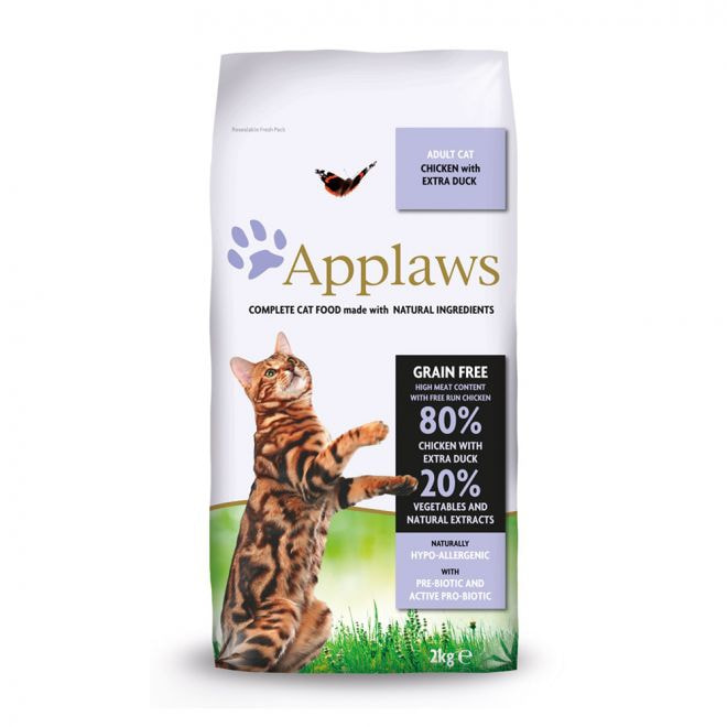 Applaws Cat Adult Grain Free Chicken & Duck