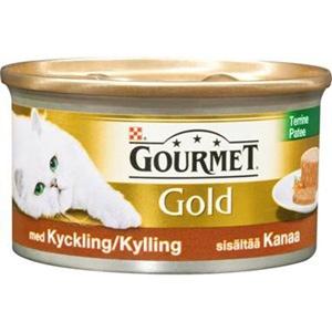 Gourmet Gold kylling I Paté