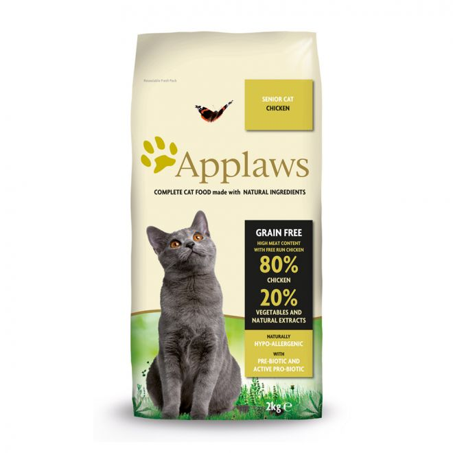 Applaws Cat Adult Grain Free Chicken Senior