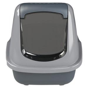 PeeWee EcoHûs Kattlåda (Grå/ljusgrå)