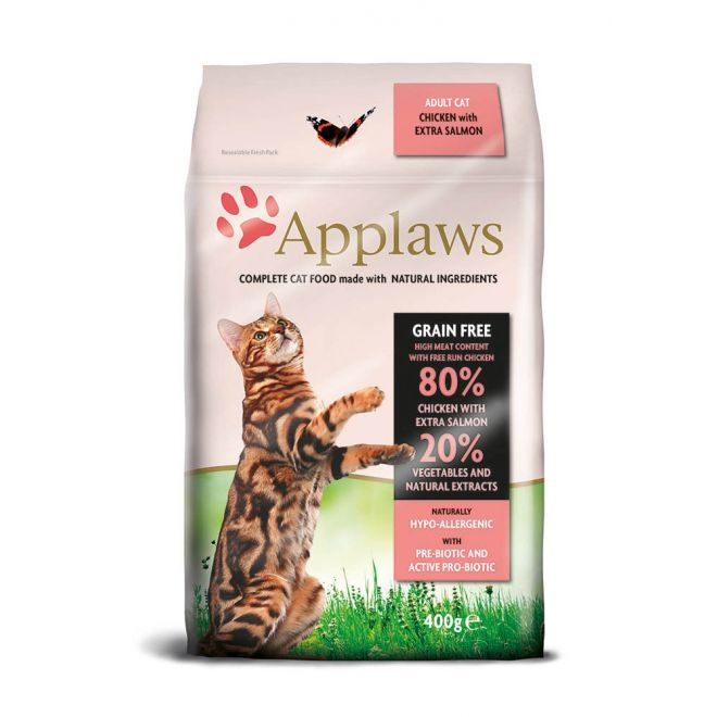 Applaws Cat Adult Grain Free Chicken & Salmon
