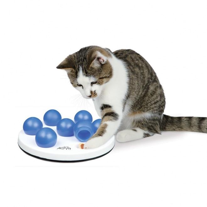 Trixie Cat Solitaire Aktivitetsleke