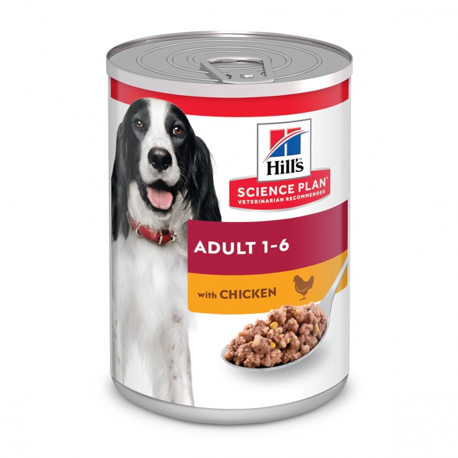 Hill´s Science Plan Dog Adult Chicken 370 g