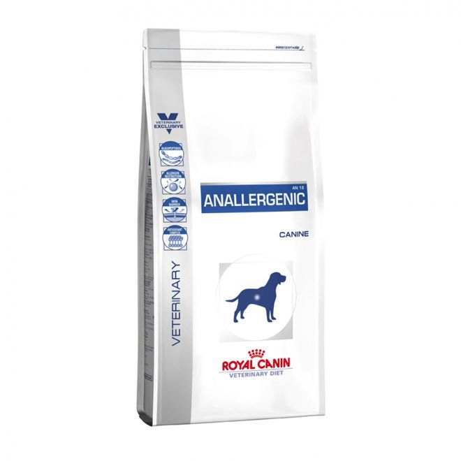 Royal Canin Veterinary Diets Dog Derma Anallergenic