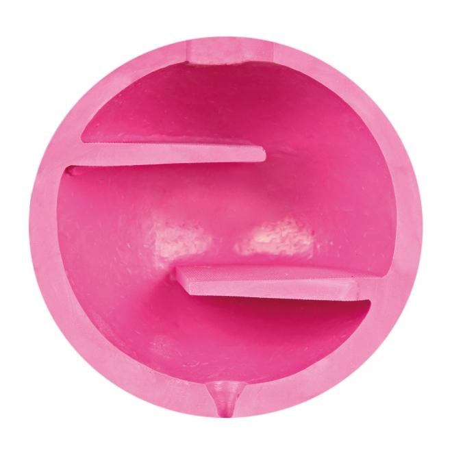 Snacksball med gummilabyrint