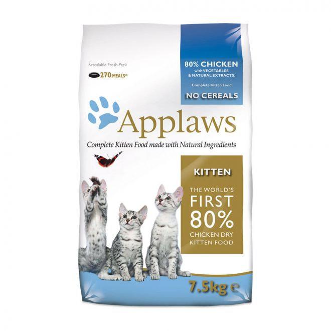 Applaws Kitten Grain Free Chicken (7,5 kg)
