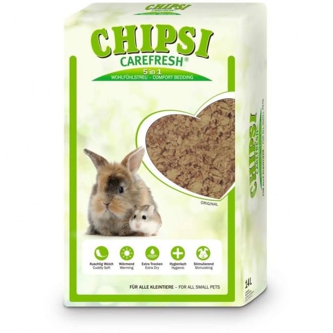CareFresh Chipsi Burströ Natural (14 l)