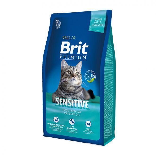 Brit Premium Cat Sensitive