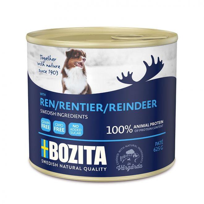 Bozita Reinsdyr Paté 625 g