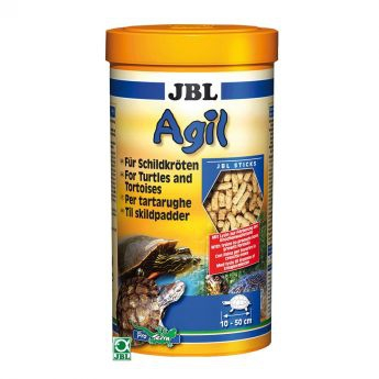 JBL Agil Foder till Vattensköldpaddor 250 ml