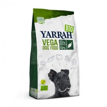 Yarrah Organic Dog Adult Vegetarian with Baobab
