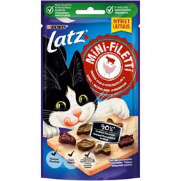 Latz Mini-Filetti Kyckling & bitar av Ox