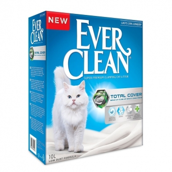 Ever Clean Total Cover Kattsand