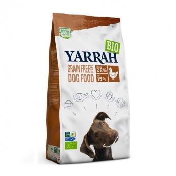 Yarrah Organic Dog Adult Chicken & Fish Grain Free