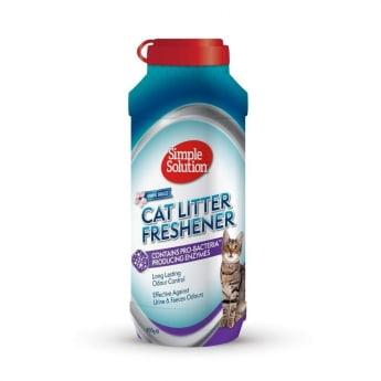 Simple Solution Litter Odour Eliminator Granules 600 g