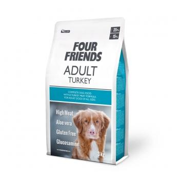 FourFriends Dog Adult Turkey (3 kg)