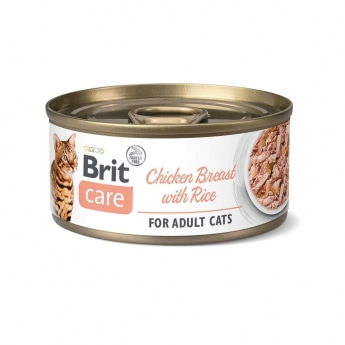 Brit Care Cat Adult Kyckling & Ris 70 g