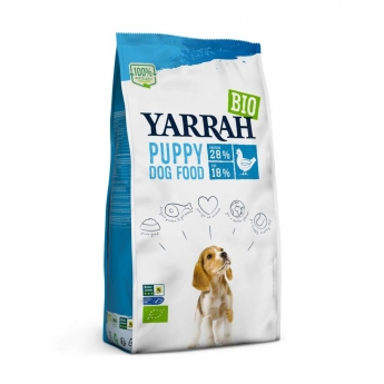 Yarrah Organic Puppy Chicken 2 kg