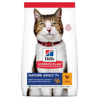 Hill's Science Plan Cat Mature Adult 7+ Chicken