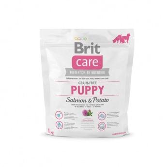 Brit Care Grain-free Puppy Salmon & Potato (1 kg)