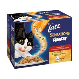 Latz Sensations Crunchy Kött i Gelé