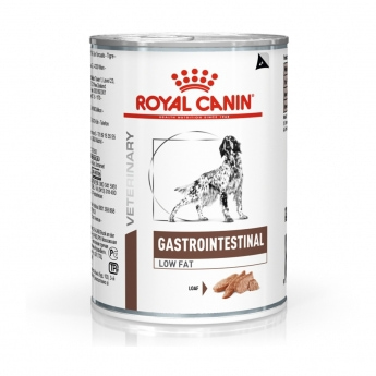 Veterinary Diets Dog Gastro Intestinal Low Fat Wet (12 x 410 g)