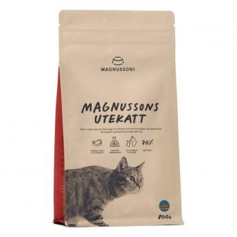Magnussons Utekatt (800 g)