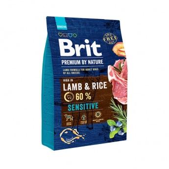 Brit Premium By Nature Sensitive Lamb