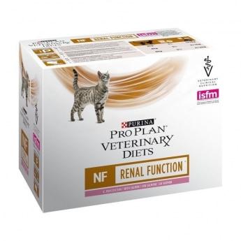 Purina Pro Plan Veterinary Diets Feline NF Renal Function Salmon 10x85 g