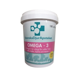 Svenska Djurapoteket Omega 3