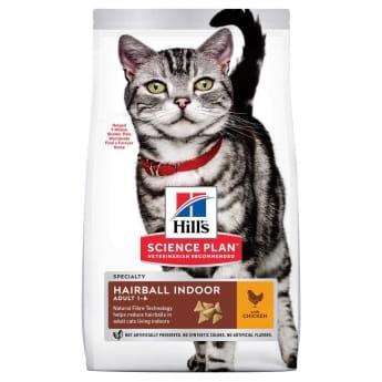 Hill's Science Plan Cat Adult Hairball & Indoor Chicken