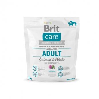 Brit Care Grain-free Adult Salmon & Potato (1 kg)
