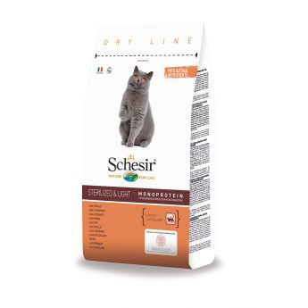 Schesir Cat Sterilised & Light