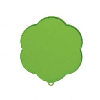 Catit Silikonunderlägg Flower Grön