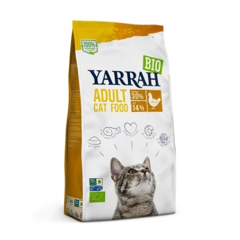 Yarrah Organic Cat Adult Chicken