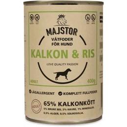 Majstor Kalkon & Ris Våtfoder