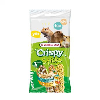 Versele-Laga Crispy Sticks Omnivores Multipack