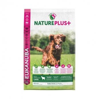 Eukanuba Nature Plus+ Puppy All Breed Lamb