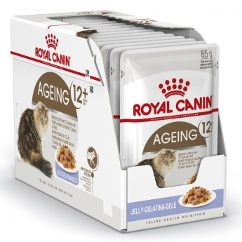 Royal Canin Ageing +12 Jelly 12x85 g