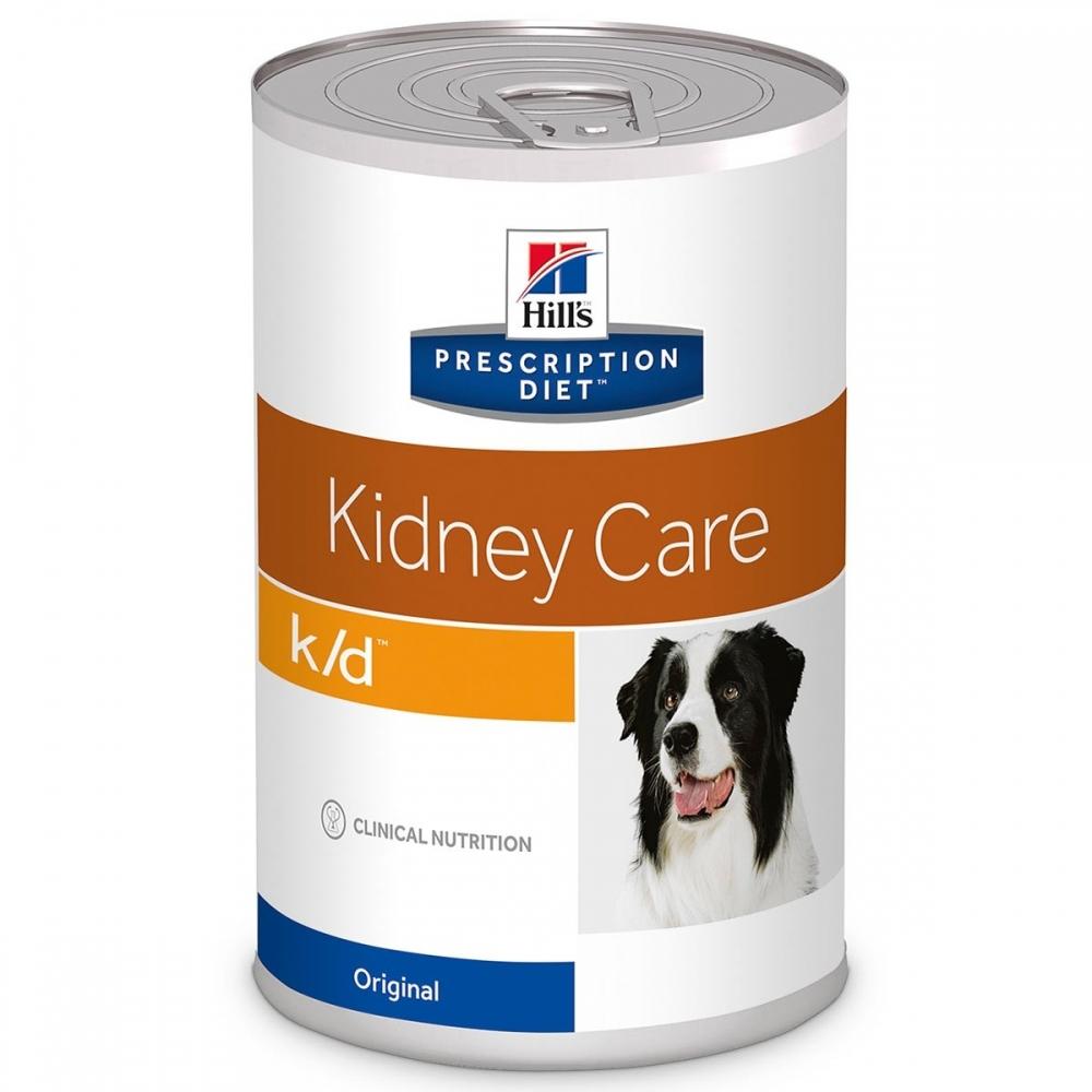 Prescription Diet Canine K/D Burkar (12x370g)