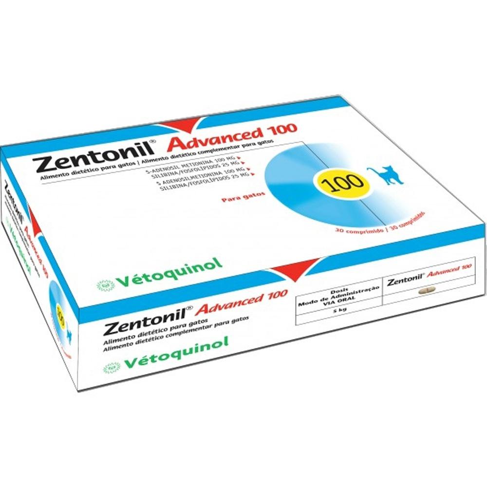 Zentonil Advanced 30 tabl (100 mg)