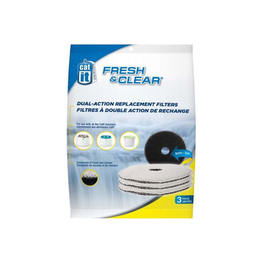 Filter till CATIT vattenfontän 2L
