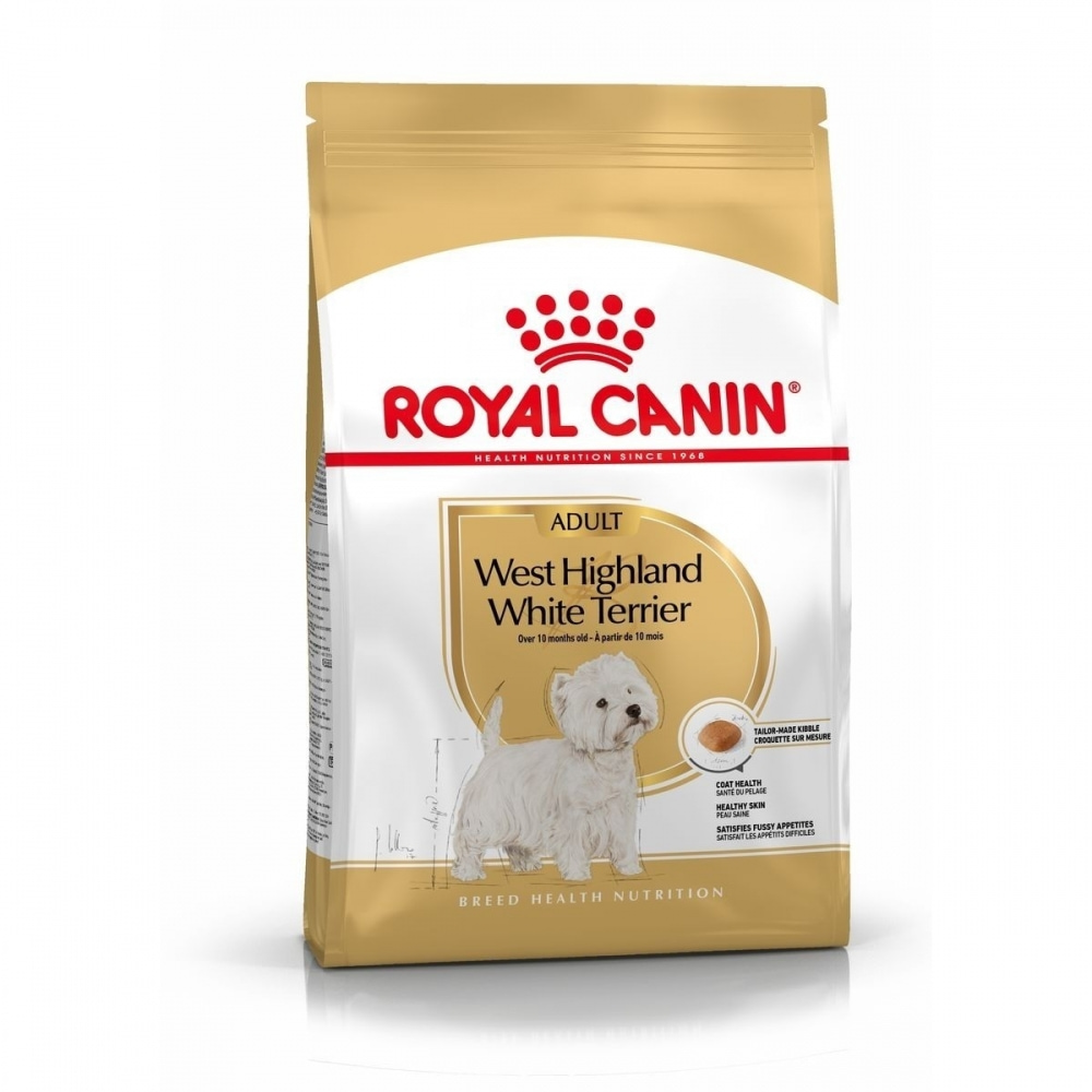Royal Canin West Highland White Terrier Adult (3 kg)