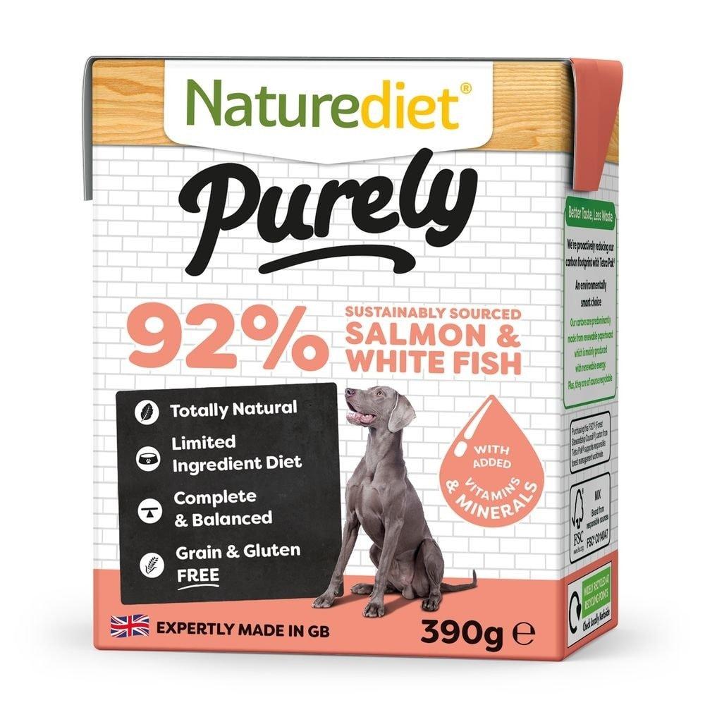 Naturediet Purely Lax & Fisk