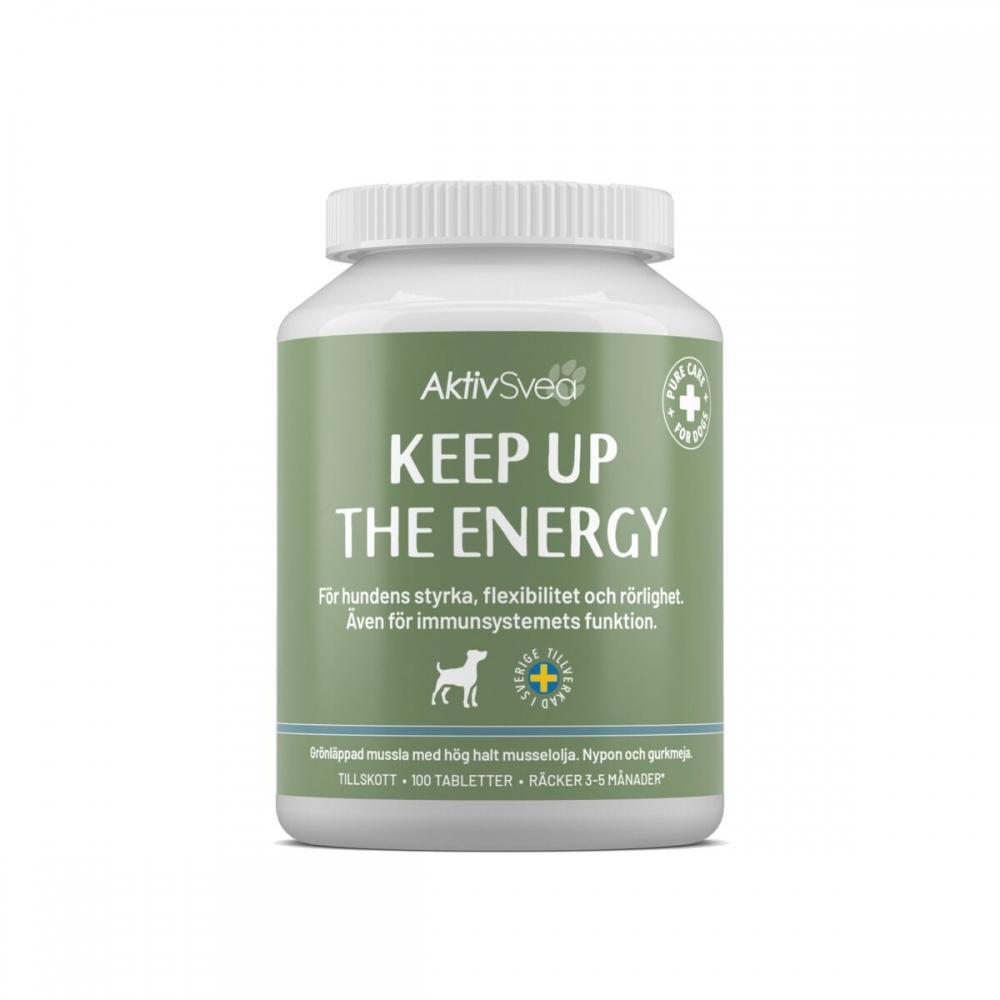 AktivSvea Keep up the Energy 100 st