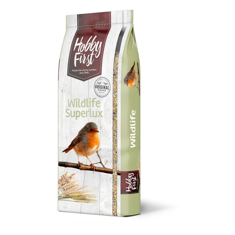 Hobby First Superlyx Viltfågel